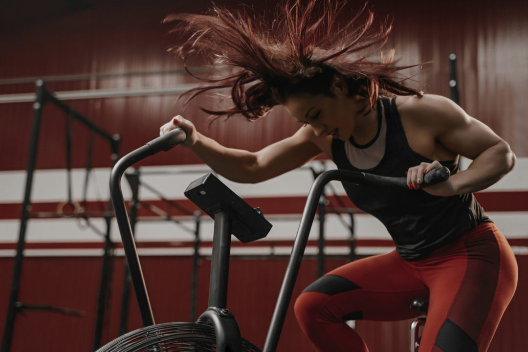 Assault Bikes for Weight Loss