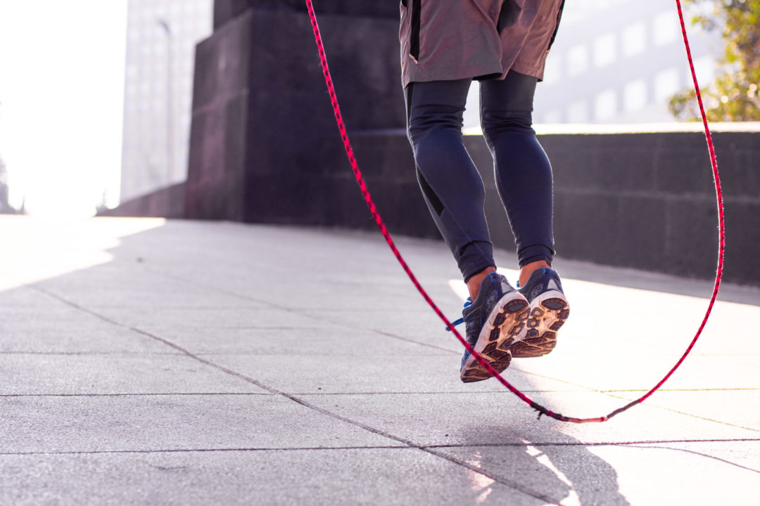 Can You Slim Your Thighs by Jumping Rope?
