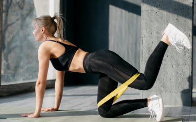 20-Minute Resistant Band Workout
