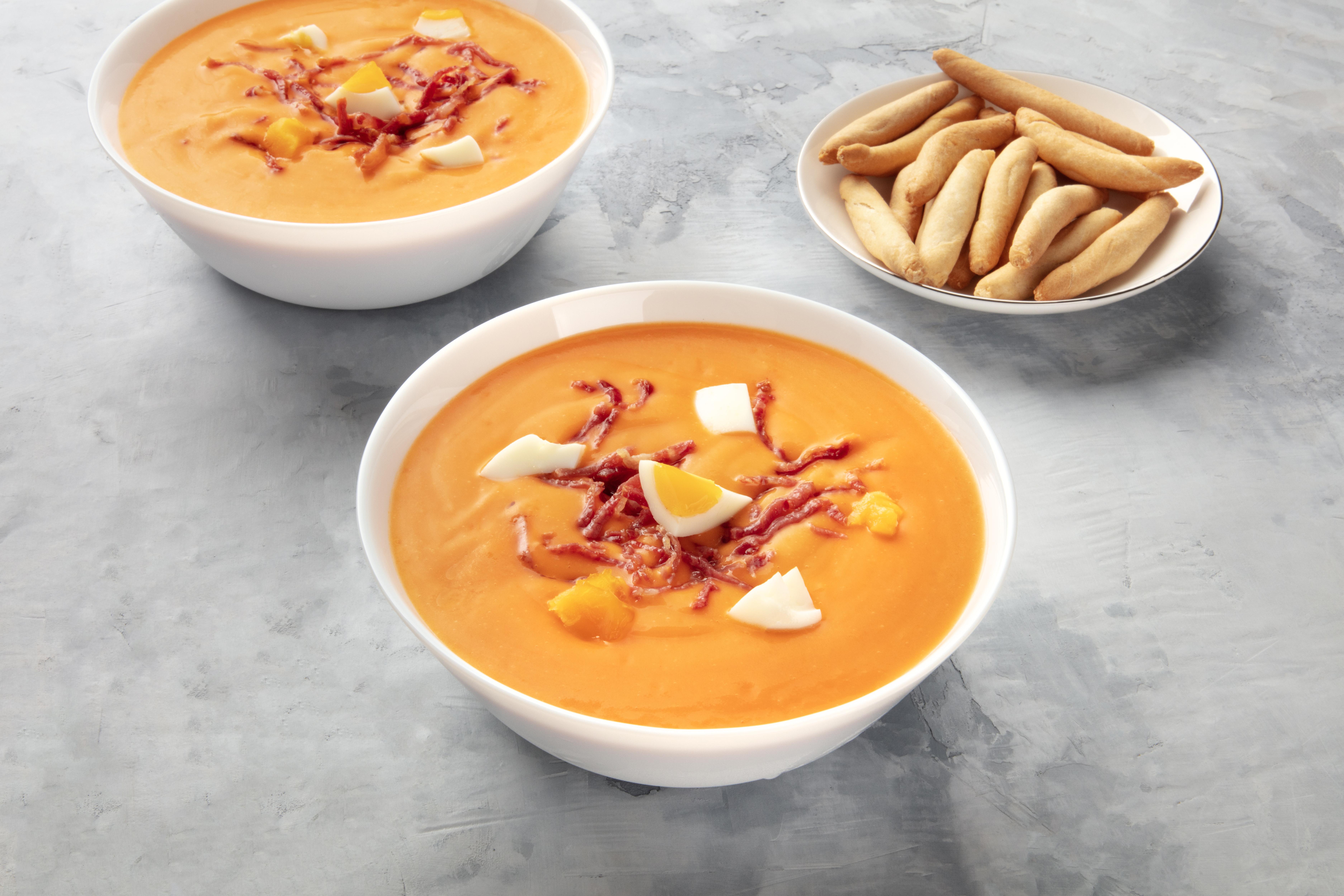 SPANISH TOMATO SOUP